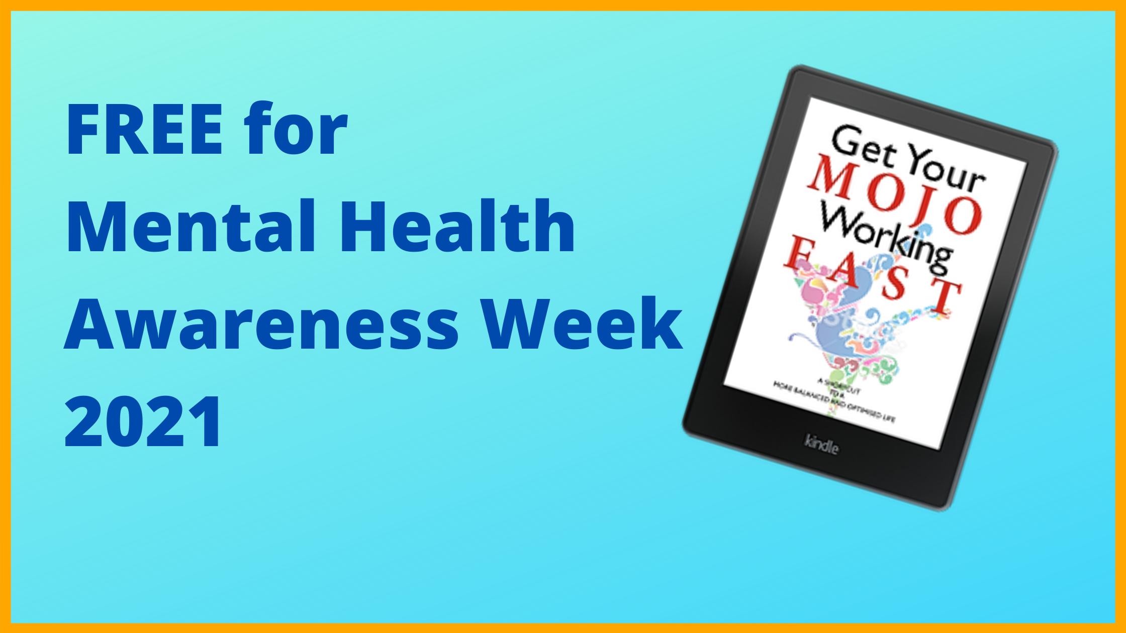 Free Ebook For Mental Health Awareness Week 2021